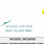 « Inceste, incestes » – Séminaire Perpignan & Poitiers – 2015