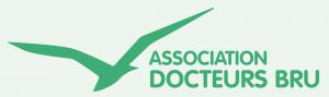 Logo de l'Association Docteurs Bru sur fond transparent